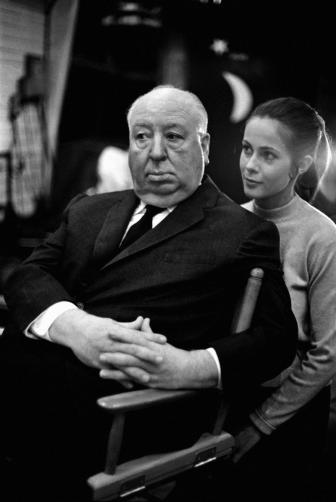 Alfred Hitchcock, Claude Jade: Topaz