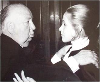 Alfred Hitchcock, Claude Jade