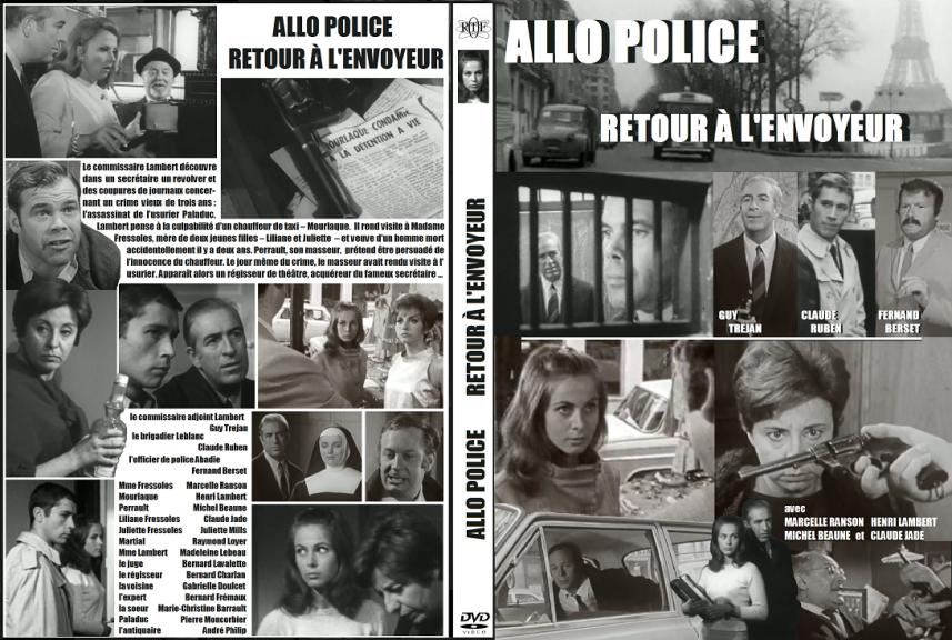 Allo Police: Retour à l'envoyeur