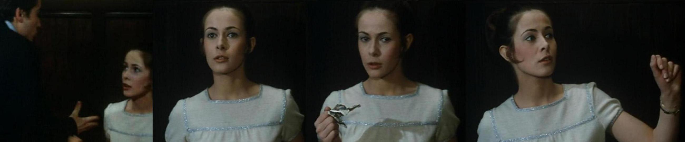 Annährung erneut gescheitert: Egoist Antoine lässt Christine allein zurück.