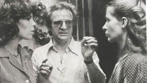 "Dani. François Truffaut, Claude Jade ""L'amour en fuite"""