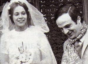 Claude Jade, François Truffaut