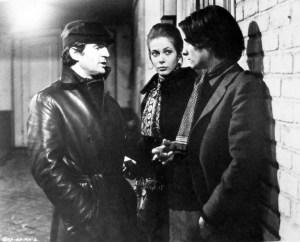 François Truffaut, Claude Jade, Jean-Pierre Léaud