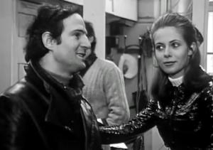 François Truffaut & Claude Jade