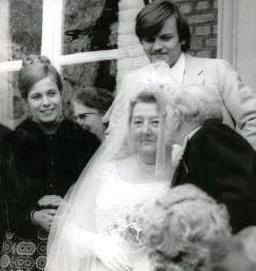Claude Jade, Jacques Perrin, Jane Meuris, Marcel Josz, Home sweet Home, La fete à Jules, Trautes Heim, Benoît Lamy, 1973, film belge