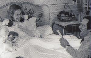 Claude Jade et François Truffaut