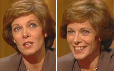 """Claude Jade 1991 in der Sendung """"Parlez-moi d'amour"""""""