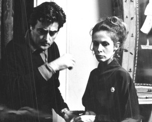 Eriprando Visconti, Claude Jade, Una spirale di nebbia