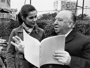Claude Jade, Alfred Hitchcock