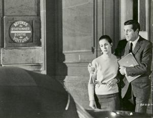 Claude Jade, Frederick Stafford: Topaz (1969)