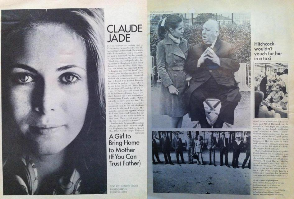 Look_Article_Claude_Jade_Alfred_Hitchcock