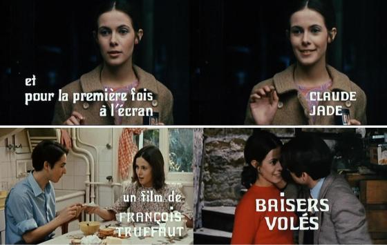 titre_baisers_voles_claude_jade_francois_truffaut_first_appearance_trailer_geraubte_kuesse_Antoine_Doinel_Stolen_kisses_Nouvelle_Vague