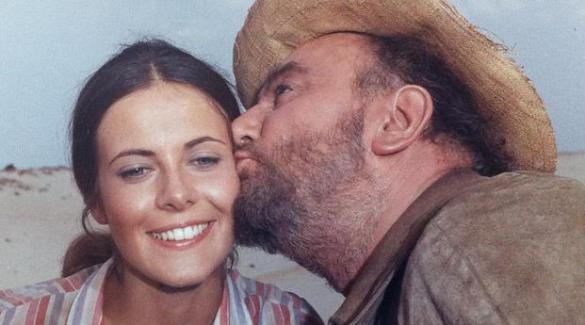 gestohlene Küsse: Claude Jade und Pierre Brasseur Sous le signe de monte cristo