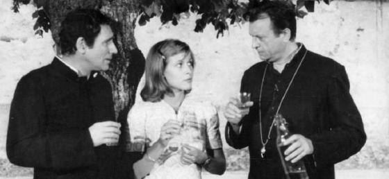 Claude Jade säht Zwietracht unter Robert Hossein und Claude Piéplu