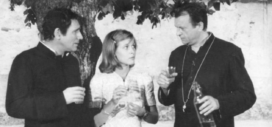 Claude Jade - Zwietracht zwischen zwei Priestern (Robert Hossein, Claude Piéplu)