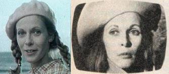 """Claude Jade in """"Lise et Laura"""""""