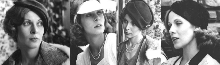 """Claude Jade als Heldin der Vicki-Baum-Verfilmung """"Rendezvous in Paris"""""""