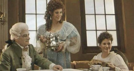 Le radeau de la Meduse film de Iradj Azimi Claude Jade Philippe Laudenbach Stephanie Lanoux Theodore Géricault