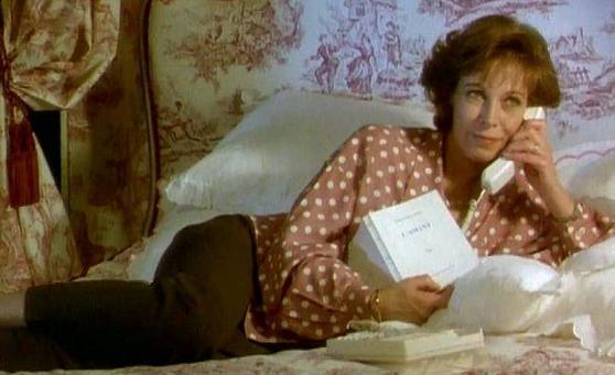 """Claude Jade in """"Tableau d'honneur"""""""