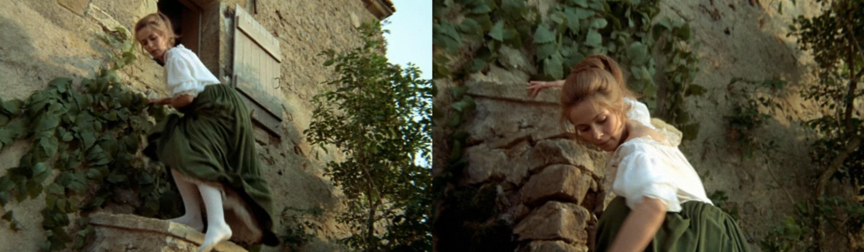Manette entflieht dem väterlichen Gefängnis, um ein Duell zu verhindern.