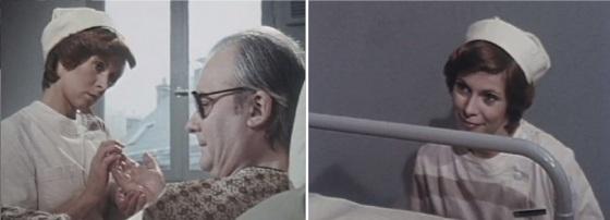 anneaux de bicetre film 1976 Georges Simenon Claude Jade Michel Bouquet
