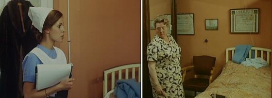 Streit um ein Bett: Claude Jade und Jane Meuris in