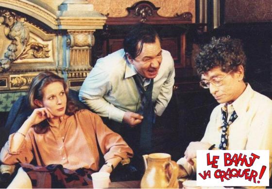 Michel Galabru Darry Cowl Claude Jade Le bahut va craquer film de Michel Nerval