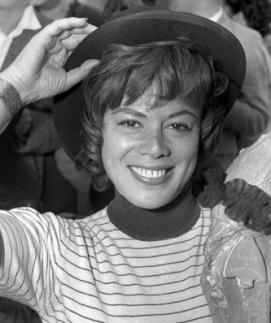 Dora Doll, Dorothée-Hermina Feinberg, actrice, actress, schauspielerin, Touchez pas au Grisbi, Quai des Orfevres, French Can Can, Cap des Pins 1922 2015. Dora Doll