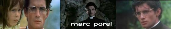 """Marc Porel in """"Non si sevizia un paperino"""" (Don't torture a duckling - Quäle nie ein kind zum Scherz)"""