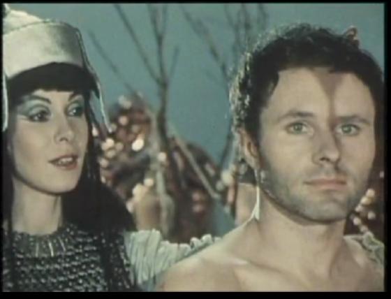 Claude Jade und Maxence Mailfort, Ulysse est revenu