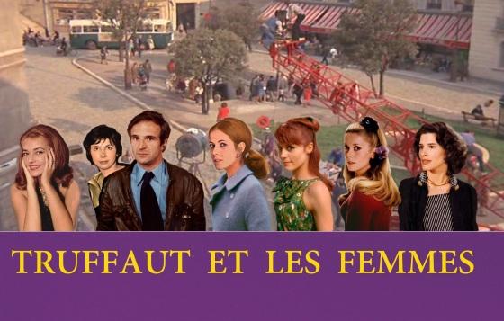 François Truffaut, Claude Jade, Françoise Dorléac, Catherine Deneuve, Jeanne Moreau, Fanny Ardant, Madeleine Morgenstern, Elizabeth Gouslan