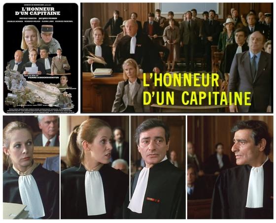 charles denner et claude jade l honneur d un capitaine 1982