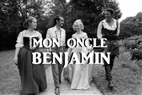 Claude Jade, Édouard Molinaro, Lyne Chardonnet und Jacques Brel