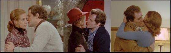 les baisers volés aux feux de la chandeleur: Claude Jade, Bernard Fresson