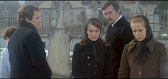 Bernard Fresson, Gabriella Boccardo, Jean Rochefort, Claude Jade