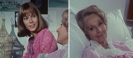 mamie-rose claude jade gisele casadesus 1975