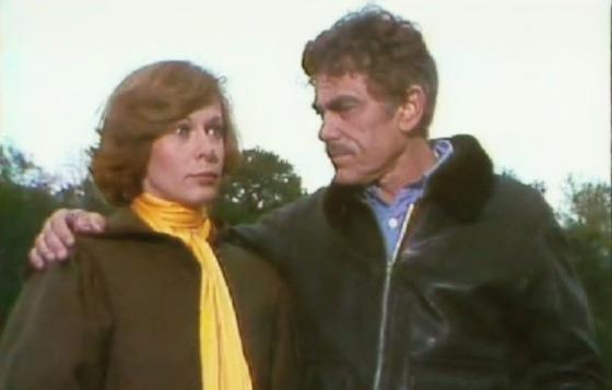 """Claude Jade und Gilles Segal in """"Nous ne l'avons pas assez aimée"""""""