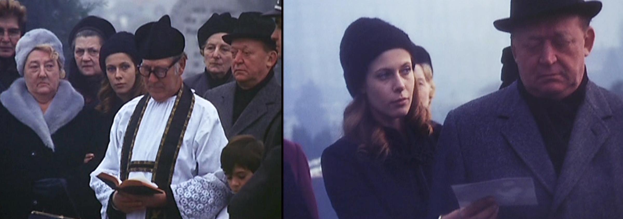 Claude Jade, Jane Meuris, Edgard Willy, Home sweet Home, film de Benoit Lamy