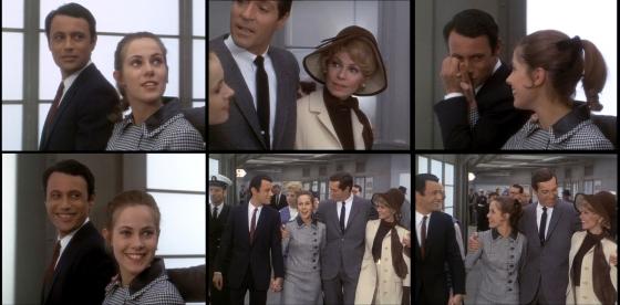 Im Director's Cut freut Michèle (Claude Jade) sich auf die wilden Kubaner.