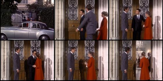 """Frederick Stafford, Claude Jade und Michel Subor in """"Topas"""""""