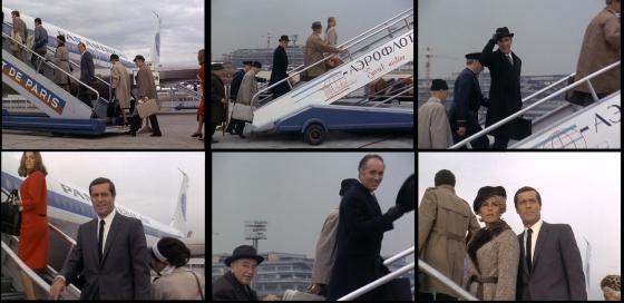 Ab nach Moskau: Winkewinke von Michel Piccoli