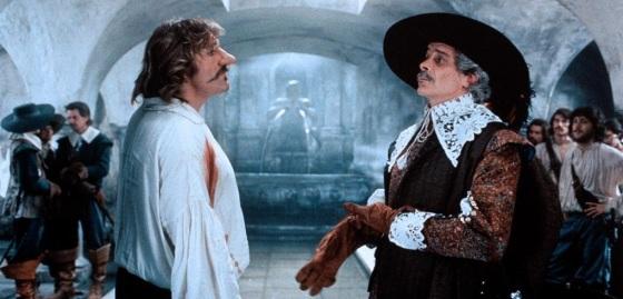 Für seinen Comte de Guiche an der Seite von Gérard Depardieu als Cyrano erhält Jacques Weber den César