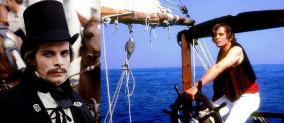 """Jacques Weber als Edmond Dantès in der TV-Serie """"Der Graf von Monte Christo"""""""