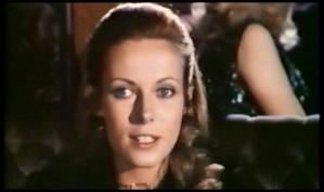 Claude Jade, giallo, ragazza di via condotti, chica de via condotti, crime de la via condotti, meurtres à rome, Tiffany, film, italie, 1973