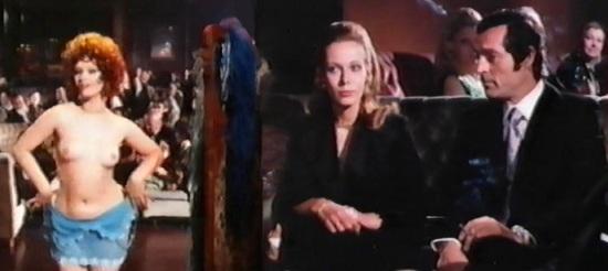 Claude Jade, Frederick Stafford, Femi Benussi, La ragazza di via via Condotti, Meurtres à Rome, German Lorente, 1973