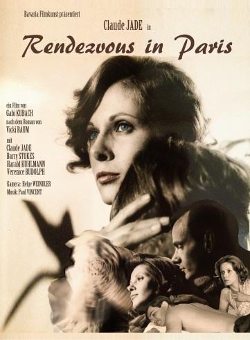 Claude Jade, Rendezvous in Paris, Rendez-vous à Paris, Barry Stokes, Harald Kuhlmann, Gabi Kubach, Vicki Baum, Bavaria Filmkunst