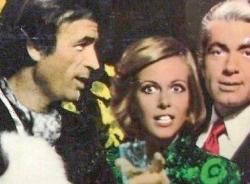 Numer One, film diu Gianni Buffardi, 1973, night club, Claude Jade, Venantino Venantini, Chris Avram, Cristea Avram