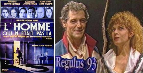 L'homme qui n'était pas là (1985), Regulus 93 (1988)