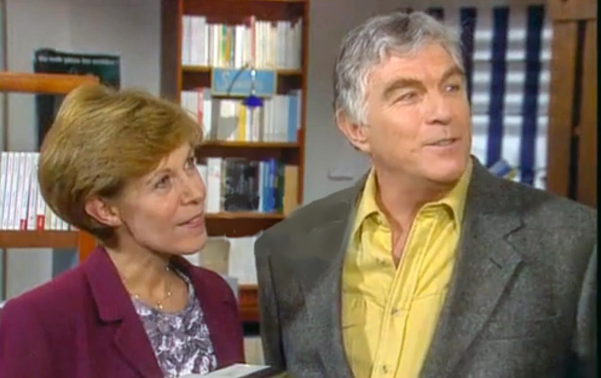 Claude Jade, Jean-Claude Bouillon, serie Cap des Pins