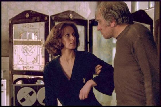 Claude Jade (Françoise), Armen Dschigarchanjan (Max)
